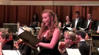 """Carmina Burana-""""Stetit Puella"""" (Carl Orff)"""