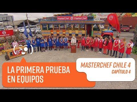 Capítulo 4 | MasterChef Chile 4