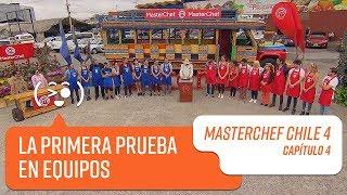 Capítulo 4   MasterChef Chile 4