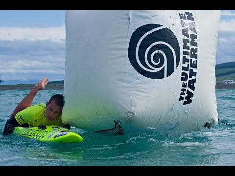 Prone Paddleboard Discipline - The Ultimate Waterman 2017