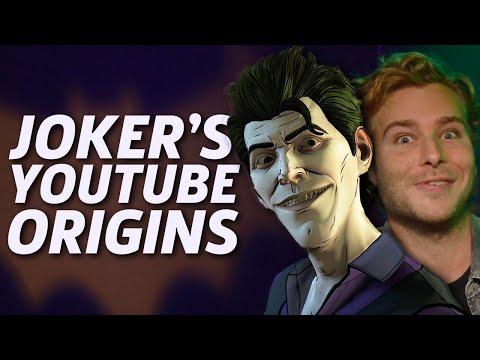 YouTube To Voice Acting  The Origins Of Telltale Batman's Joker