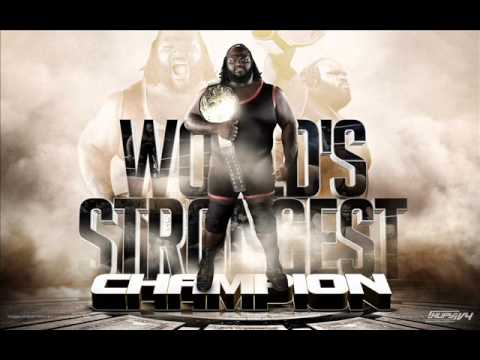 Mark Henry Theme Song 2011 - Some Bodies Gonna Get It