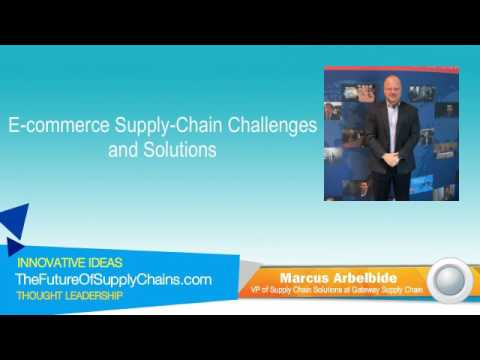 E-commerce Supply-Chain Challenges and Solutions