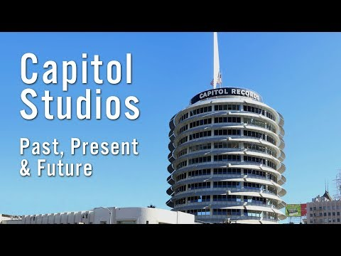 SOS Visit The World-famous Capitol Studios In Los Angeles