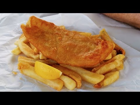 Chevron Island Seafoods Fish And Chips