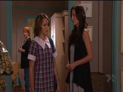 Home & Away  Esther Anderson as Snr. Const. Charlie Buckton. Part 67.