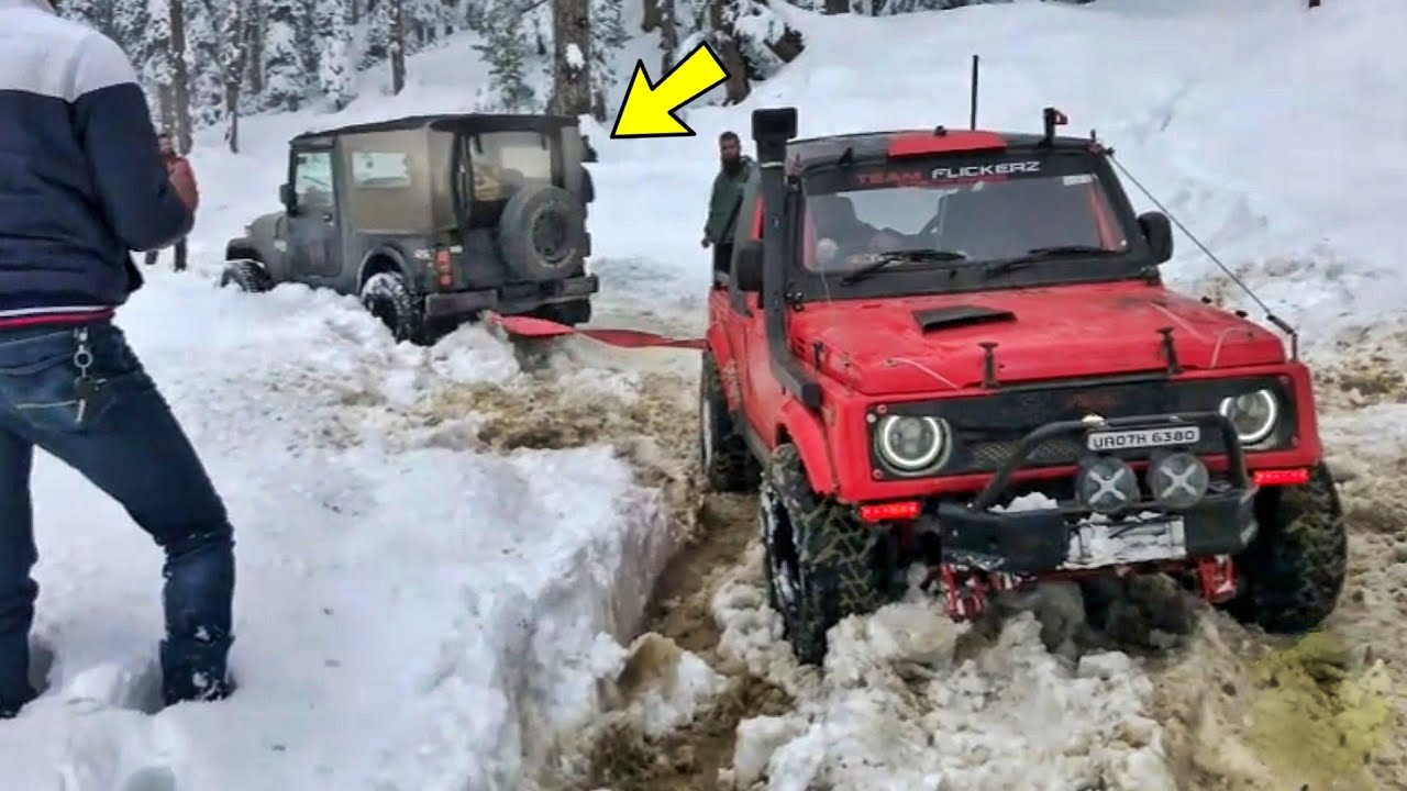 THIS is why we Love GYPSY | Towing & Off-Road Capabilities ! ! !