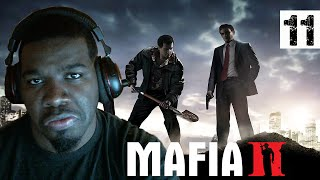 Mafia 2 Gameplay Walkthrough Part 11 - Jail House Fighting - Lets Play Mafia 2