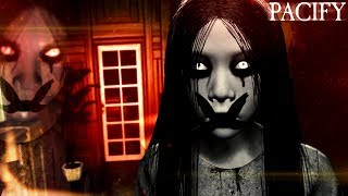 Pacify is TERRIFYING! (I almost fell over) - Scary Horror Game Pacify