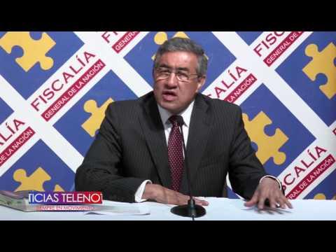 NOTA FISCALIA GENERAL DE LA NACION CAPTURO A VARIOS JUECES