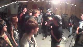 "COMMON ENEMY - ""DEAD KEGS"" LIVE @ LOCUSTDALE"