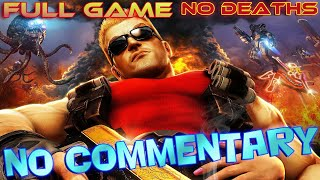 Duke Nukem Forever - Full Walkthrough【NO Commentary】