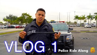 Medley Police VLOG: Day Shift Ride Along | Officer Lagos