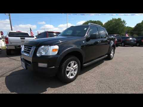 2007 Ford Explorer Sport Trac 4WD V8 XLT - Used SUV For Sale - St. Paul, MN