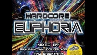 Euphoria: Hardcore CD 1