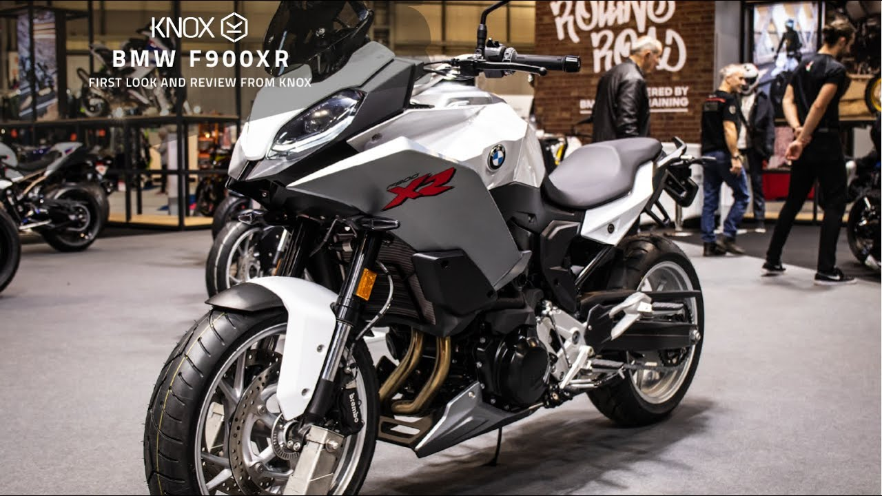 2020 Bmw F900xr First Look Review From Knox Youtube