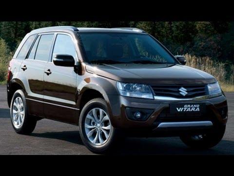 2013 Suzuki Grand Vitara facelift launched