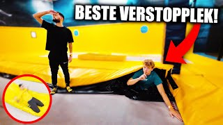 VERSTOPPERTJE IN EEN LEEG PARK + TRIPPLE BACK FAIL!