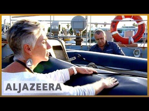 🇦🇺World War II shipwrecks: Australian couple battle oil leaks l Al Jazeera English