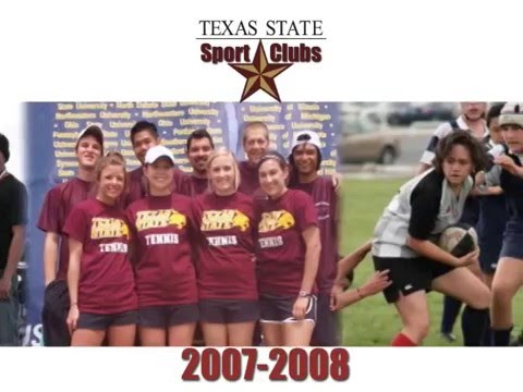 Texas State Sport Clubs 2007-2008