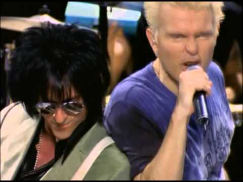 Billy Idol - Eyes Without a Face Live