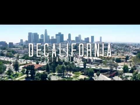 DeCalifornia - Hooliganz! (Official Los Angeles Music Video)