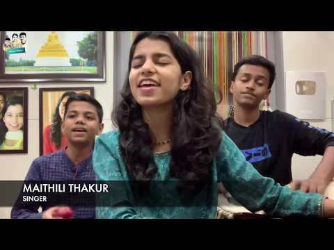 Ye Tune Kya Kiya ( COVER ) Maithili Thakur , Rishav Thakur & Ayachi Thakur