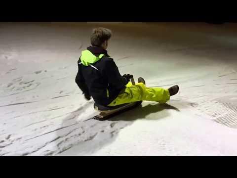 Снегокат дрифтер-балансир Gismo Riders Skidrifter для катания с горок