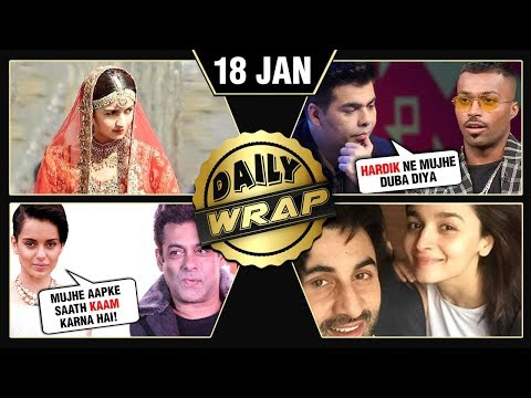 Alia Bhatt Marriage Photo, Kangana Ranaut Salman Khan Movie, Varun Alia Kalank   Top 10 News Mp3