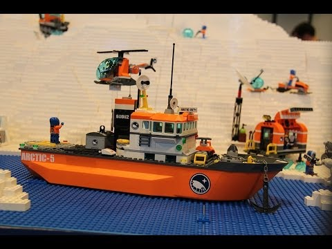 2014 lego city arctic sets