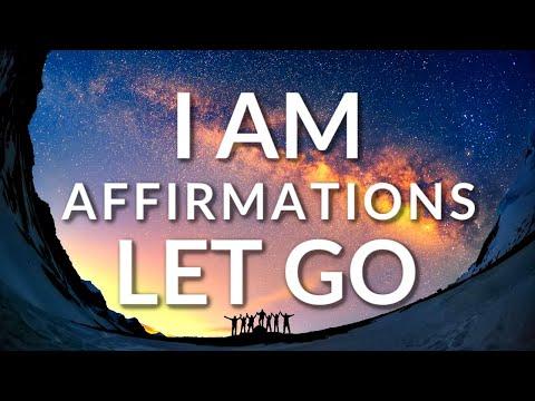 LET GO Of Procrastination & Self-Sabotage 🔷I  AM Power Affirmations: Positive Energy & Determination