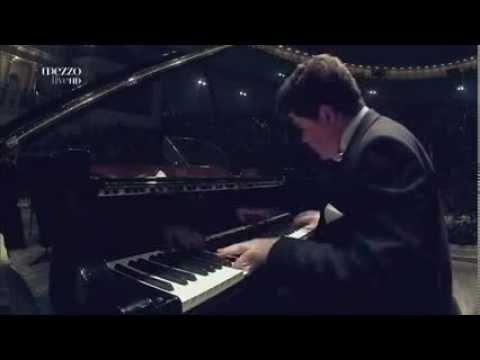 Денис Мацуев исполняет Концерт для фортепиано с оркестром 2,3 Рахманинова С. В