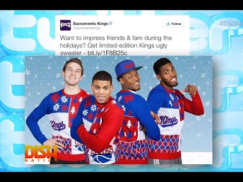 brand new 953bd c3e91 Breaking: Sacramento Kings Win Ugly Sweater Contests Everywhere!