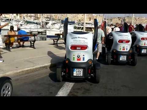 Smarter Car Rentals Twizy Eco Tour Malta