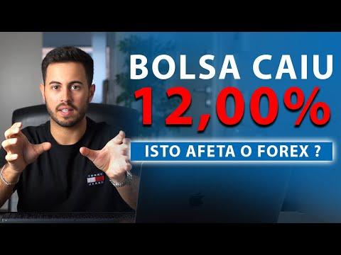 FOREX AFETADO PELA QUEDA DA BOLSA?