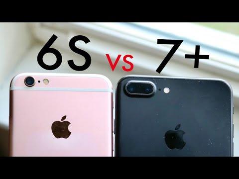 iPhone 6S Vs iPhone 7 Plus On iOS 13! (Speed Comparison) (BETA)
