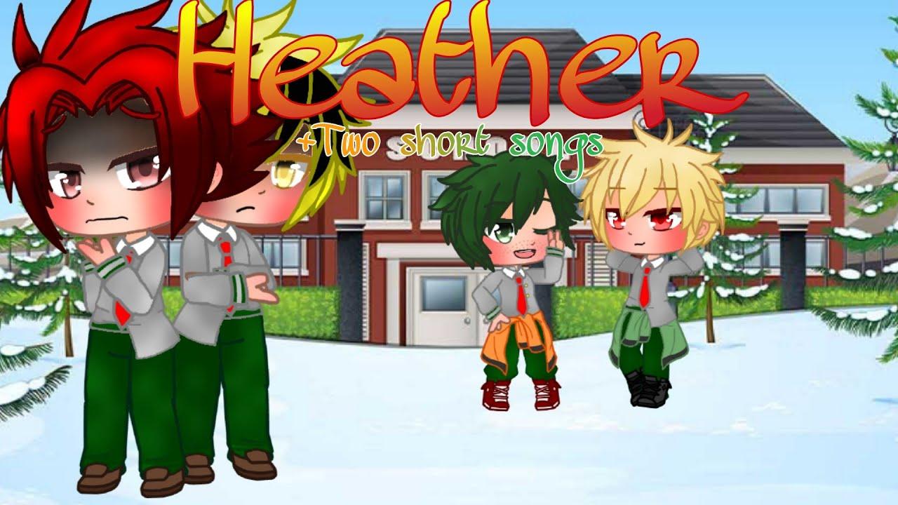 """Download """"Heather""""+two short songs  MHA ep.4 //BakuDeku & KiriDenki"""