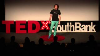 Should men be vulnerable? | Liam Casey | TEDxSouthBank