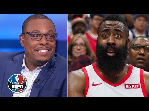 James Harden has the best crossover in the NBA right now – Paul Pierce | NBA Countdown