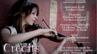 Lindsey Stirling - SHADOWS - Full HD