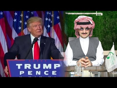 "Trump's reply to Saudi prince proves ""America made the right choice"""