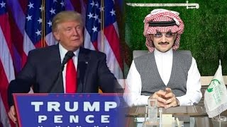 "Trump's reply to Saudi prince shows ""America made right choice"""