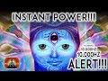 Download 10000 Hz |  INSTANT THIRD EYE STIMULATION (WARNING!!!) 100% MOST POWERFUL THIRD EYE BINAURAL BEATS MP3 song and Music Video