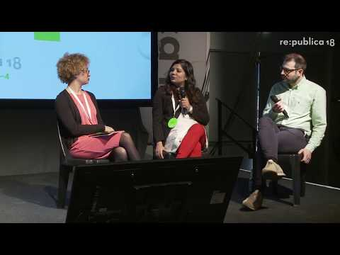re:publica 2018 – Startups and Founder Culture in India and Germany  ...