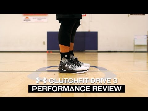 Under Armour ClutchFit Drive 3 Low - Performance Review