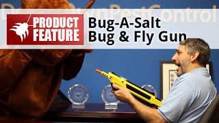 Bug-A-Salt Bug & Fly Gun - Replace your Fly Swatter!