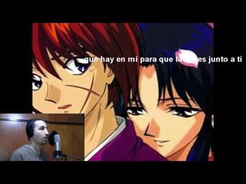Namida Wa Shitteiru - Samurai X (Con letras de versión en Español, lyrics from spanish version)