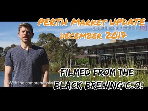 Perth Real Estate Market Update December 2017
