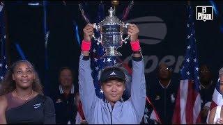 Naomi Osaka venció a Serena Williams en final controversial del US Open