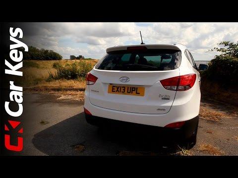 Hyundai ix35 2013 review Car Keys